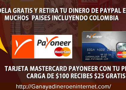 payoneer colombia